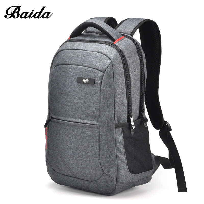 buy nice business mans backpack big travel bags rucksack baida brands sac a dos