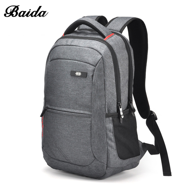 nice business mans backpack big travel bags rucksack baida. Black Bedroom Furniture Sets. Home Design Ideas
