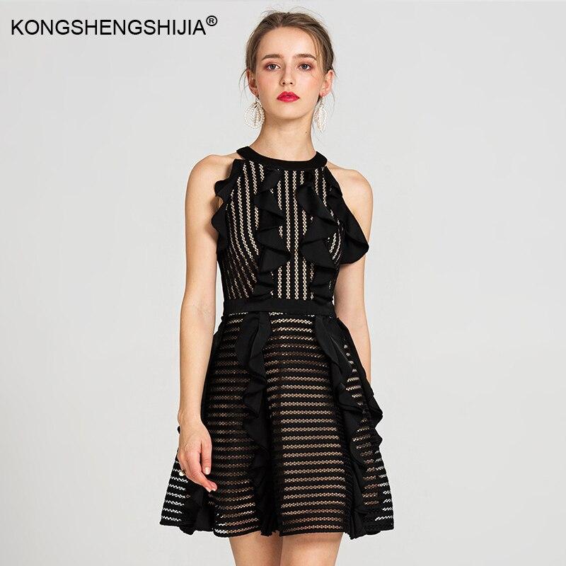 abb43d1870d99 Buy black grid dress fashion and get free shipping on AliExpress.com