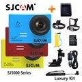 Original série sj5000 sjcam sj5000 & sj5000 wifi & sj5000 mais & SJ5000X Action Sport Camera 4 K Câmera SJ 5000 Cam À Prova D' Água