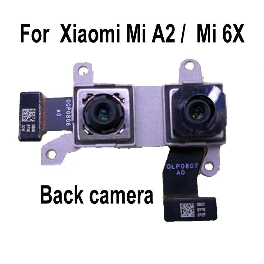 LTPro Big Back Rear Camera Flex Cable For Xiaomi Mi A2 MIA2 / Mi 6X MI6X M6X Front Camera Moudel Phone Repair Replacement Parts