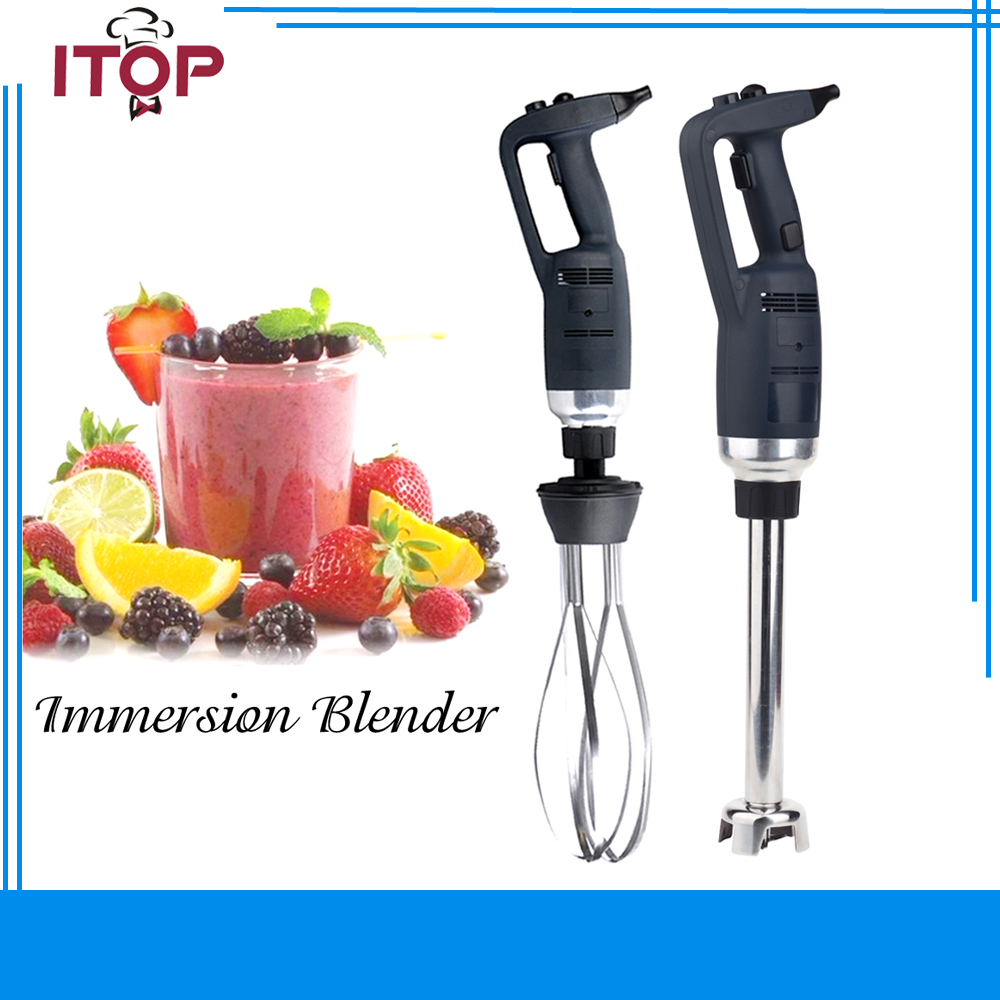 ITOP Handheld Mixer Multi-functional Stirrer 220W Immersion Hand Blender Set Practical Food Mixer For Kitchen 1000g 98% fish collagen powder high purity for functional food