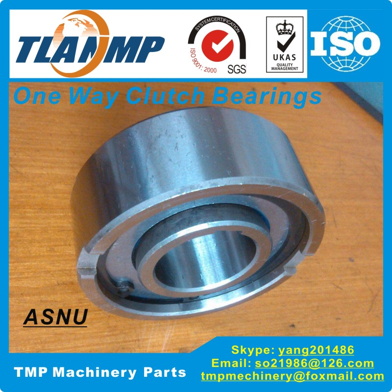 ASNU30 NFS30 One Way Clutches Roller Type 30x72x27mm One Way Bearings Freewheel Overrunning Clutch Made in