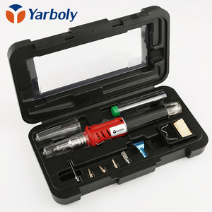 Self-Ignition 10-in-1 Gas Soldering Iron