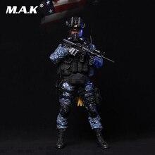 цены 1/6 Scale US Navy M007 Colletible Soldier Action Figures Full Set Models