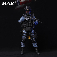 1/6 Scale US Navy M007 Colletible Soldier Action Figures Full Set Models