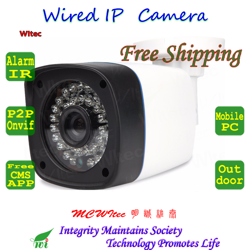 Motion Alarm RTSP Privacy Cover HD 1080P Outdoor IP Camera Security ONVIF 36 IR Leds Long Night Vision IP Cam CCTV Network Cam ip cam