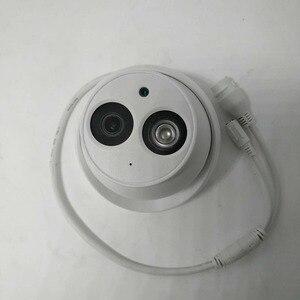 Image 2 - Dahua Ip 카메라 IPC HDW4631C A 6MP 돔 카메라 금속 바디 POE Dahua 6 H.265 내장 마이크 IR50m IP67 IK10