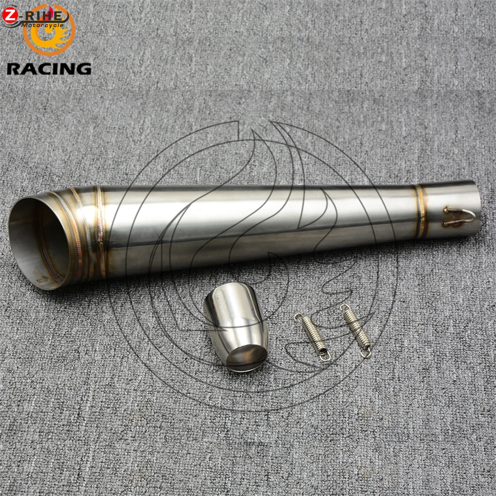 hot sale Modified motorcycle accessories exhaust pipe stainless steel motorbike exhaust pipe For Honda HORNET 250 600 900 wireless intercom 720p ip camera p2p motion detection