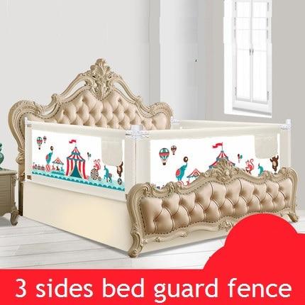 """3 pusių kūdikių lovų tvora Vaikų žaidimų stendas """"Saugūs - Vaikų veikla ir įranga - Nuotrauka 1"""
