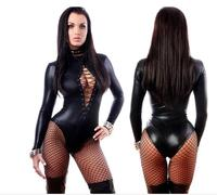 Hot Sex Underwear Women Erotic Lingerie Sexy Leather Latex Baby Doll Sexy Lingerie Hot Pole Dance Club Sexy Babydoll Costumes