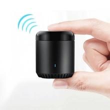 High Quality NEW Upgrade Version Broadlink RM Mini 3 Black Bean Smart Home Wifi Universal IR Smart Remote Controller