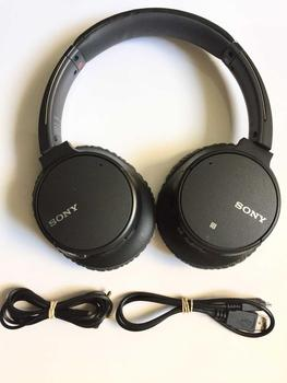 USED SONY CH700N Wireless Bluetooth Noise Cancelling Headphones - WH-CH700N 98%new фото