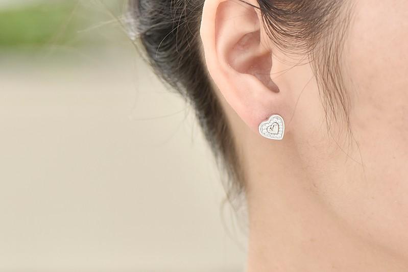 wholesale silver jewelry heart DE24620A (6)