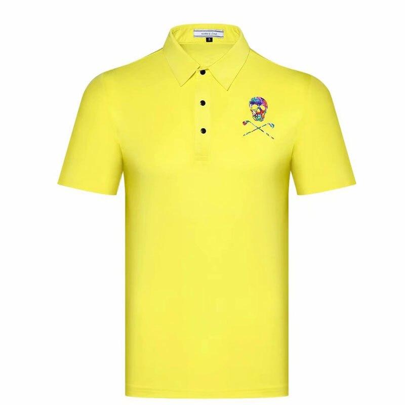 Chemise de Golf Cooyute dernière marque printemps été. T-Shirt de sport de Golf LONA manches courtes anti-boulochage T-Shirt de Golf court livraison gratuite - 4