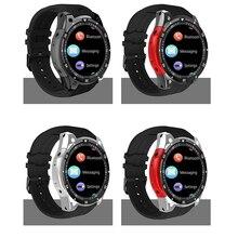 X100 Watch Smart SIM Camera Selfie Sport Bracelet Android 5.1 Wifi Bluetooth with Whatsapp Facebook Twitter 1.30inch Touch Sreen