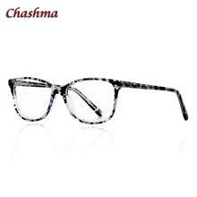 e623b812f5129 Chashma Óculos de Acetato De Marca de Alta Utilização Grau Homens Óculos  Armações Óculos Tortoise Quadro Mulheres do Desenhador .