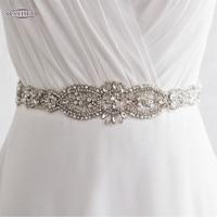 S234 FREE SHIPPING Bling Crystal Rhinestone Bridal Belts Wedding Accessories Gorgeous Wedding Bridal Sashes