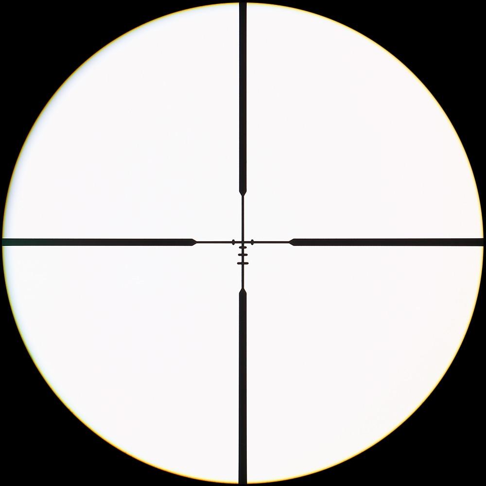 MINOX ZV 3 3 9X50 BDC 400 retícula Rifle de caza alcance 1 pulgada tubo largo ojo alivio táctico mira de Rifle óptico - 2