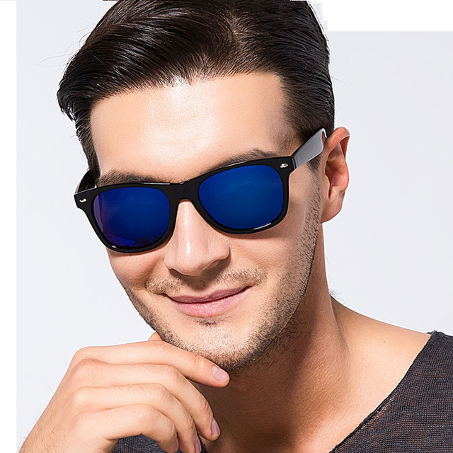 9ae0d22a1d Fashion Classic Sunglasses Men Women Brand Designer Retro Popular Style Sun  Glasses Color Coating Mirror Goggles