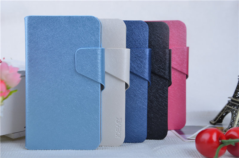 Hot Sale Luxury High Quality PU Leather Flip Silk Case Cover For Sprint Samsung Galaxy S II 2 Epic 4G Touch D710