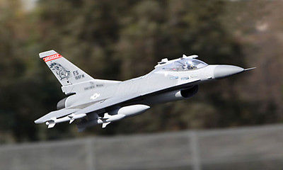 Skyflight LX EPS 70MM EDF F16 Fighting Falcon RC RTF Airplane Model W/ Motor Servos ESC Battery