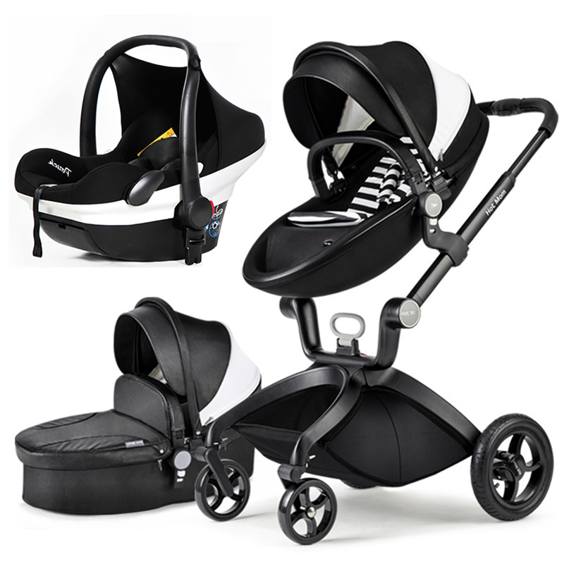 21 colors free gifts! Original hot mum baby strollers 3 in 1 baby carriage send gifts baby stroller 3 in 1 leather bebe car original hot mum baby strollers 2 in 1 bb car folding light baby carriage six free gifts send rain cover