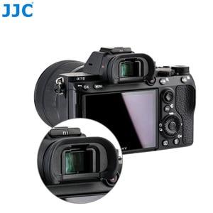Image 3 - JJC Camera Soft Viewfinder Eyecup for Sony a7R IV a7 III a7 II a7R III a7R II  a9 II a99 II Replaces FDA EP18 Eyepiece Protector