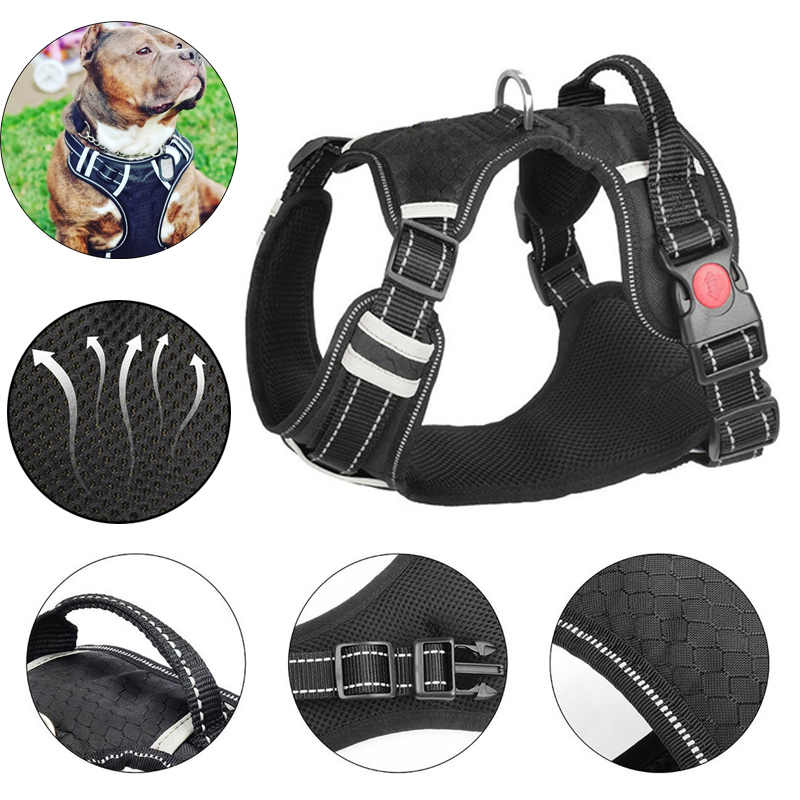 no pull dog harness vest