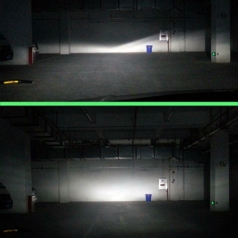 Μοτοσικλέτα H4 HS1 Φωτισμός προβολέα LED H - Φώτα αυτοκινήτων - Φωτογραφία 6