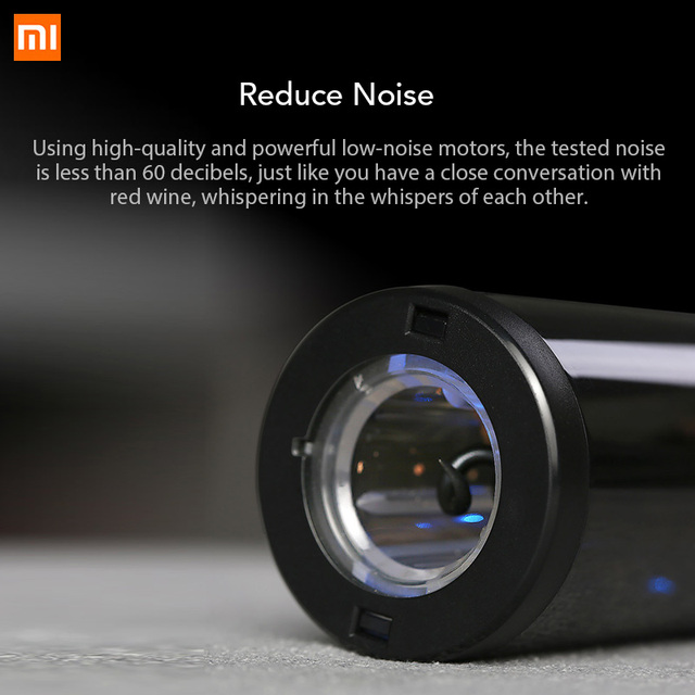 Xiaomi Wine Electric Bottle Smart Gadget 4