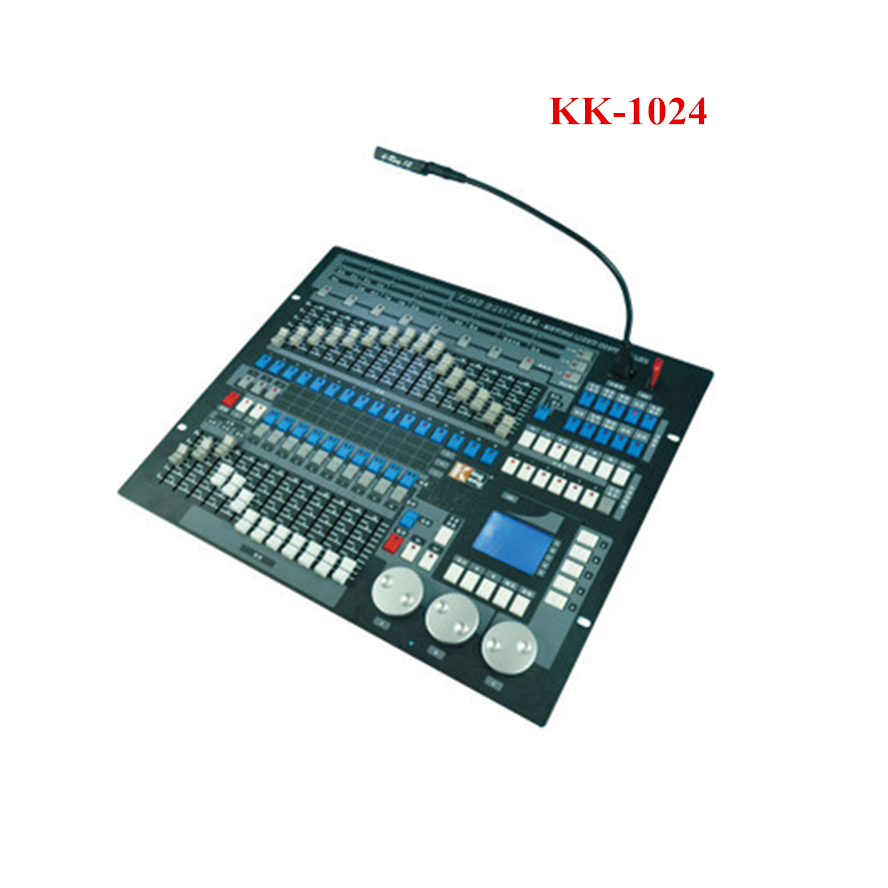 1024 Console King Kong 2048/1024P/1024S Console Stage Beam Light for Museums Dance Halls Nightclubs Exhibition Hall Laser Led