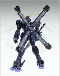 Image 3 - COMIC CLUB IN   Stock MG 1/100 DABAN Crossbone Gundam X 2 โทรศัพท์มือถือชุดหุ่นยนต์รูปอะนิเมะ action ของเล่นประกอบรูป