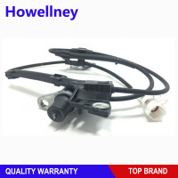 2pcs Front Left Right ABS Wheel Speed Sensor 89543 02040 89542 02040 For Toyota Corolla 2005