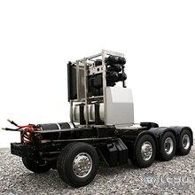 1/14 грузовик BENZ1851.3363 полный привод 8X8 силовой тягач шасси высокий крутящий момент Электрический модель LS-20130010 RCLESU Tamiya трактор