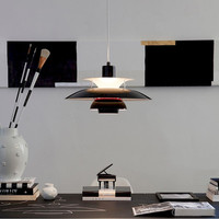 Denmark Nordic classic Louis Poulsen PH5 design lamp table bar of individual character dining room droplight
