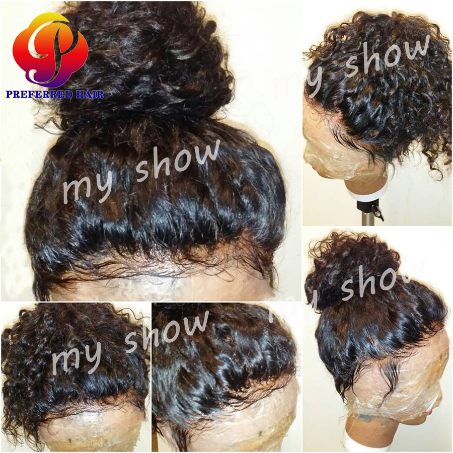 Wet And Wavy Full Lace Wigs Cheap Frontal Lace Wigs With