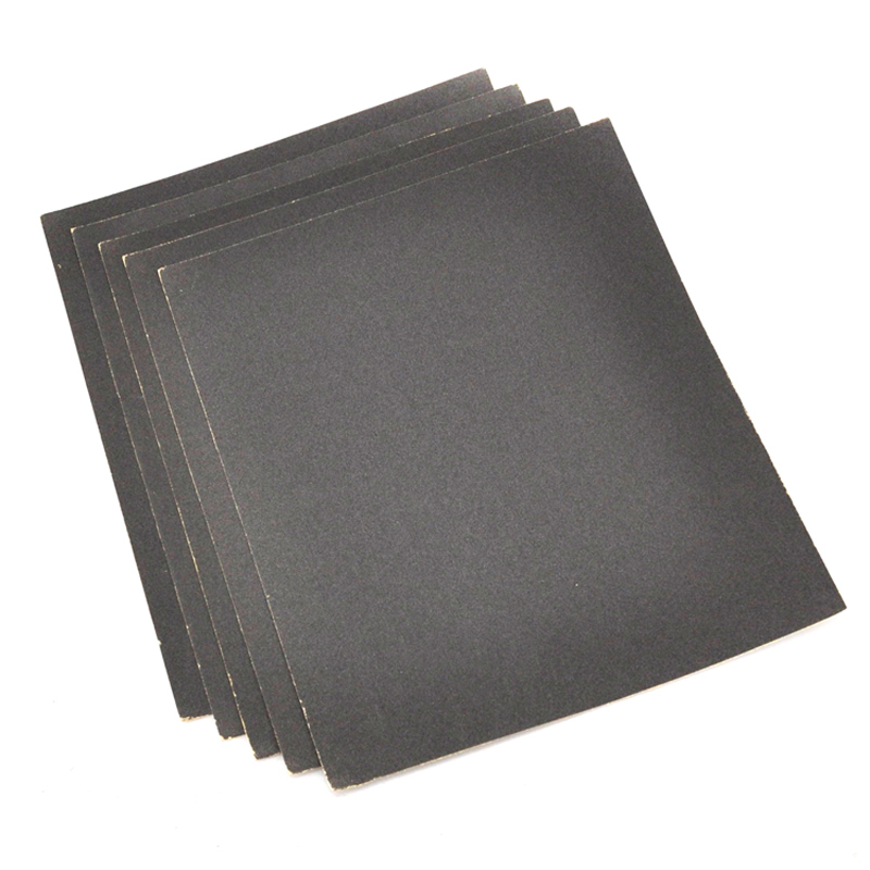 230x280mm Grit 180 400 800 1000 1200 1500 2000 Wet And Dry Sandpaper Polishing Abrasive Waterproof Paper Sheets
