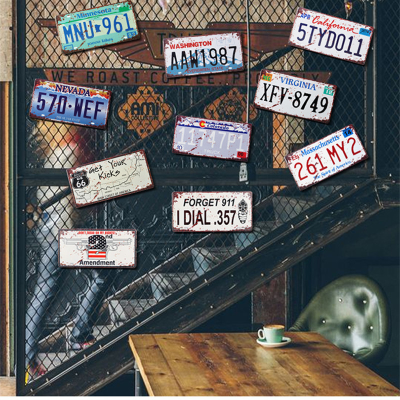 Pop-Star-The-Beatles-Shabby-Chic-Tin-Signs-Vintage-Home-Decor-15-30-CM-Vintage-Car (1)
