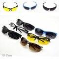 Envío gratis Moto ojo de vidrios del desgaste hombres mujeres ciclismo gafas de verano estilo deporte exterior de la motocicleta