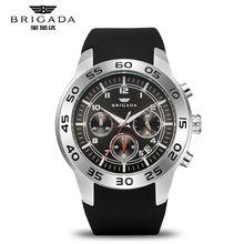 Hot Mens luminosos Relógios Top Marca de Luxo Relógio Cronógrafo Homem Esporte ao ar livre À Prova D' Água de Quartzo Relógio De Pulso Dos Homens Relógio Masculino