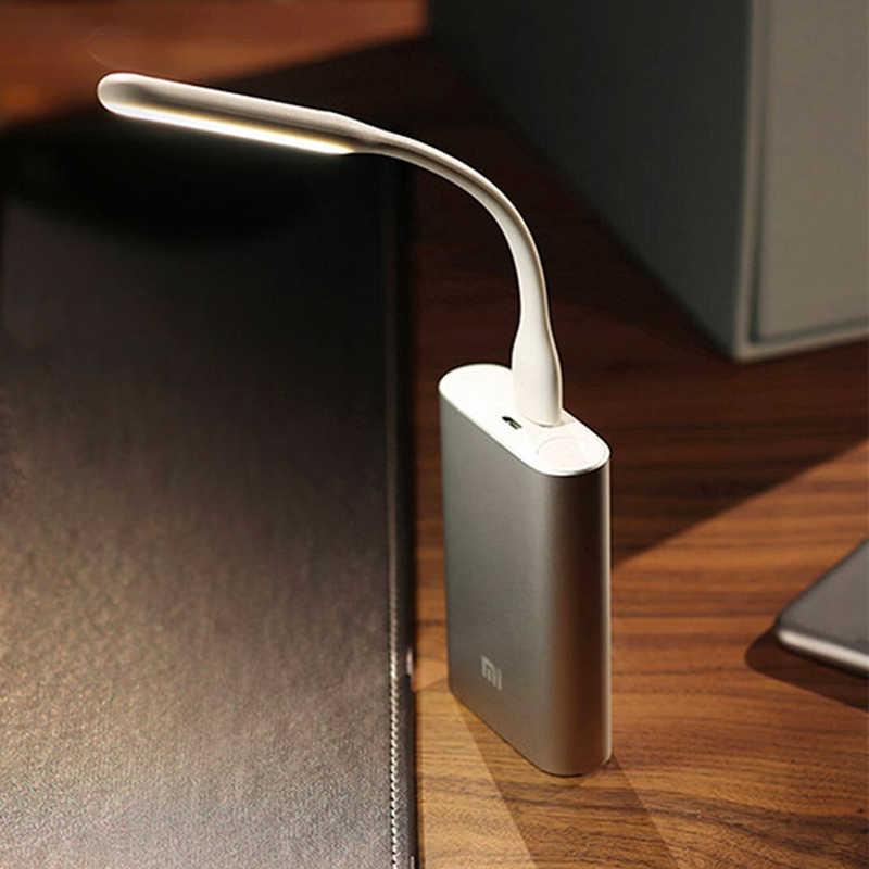 مع التبديل الأصلي شاومي Mijia ضوء مع USB لبنك الطاقة/comupter المحمولة في الهواء الطلق أضواء