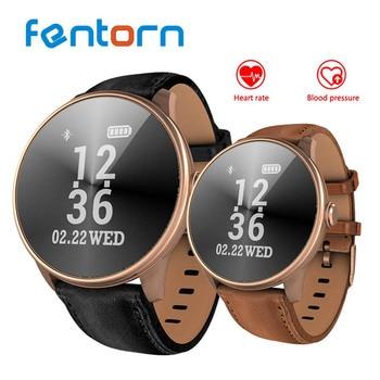 Fentorn E3 Fitness Tracker Smart Band Blood Pressure Heart rate Smart Wristband Bluetooth Sports Health Bracelet waterproof band
