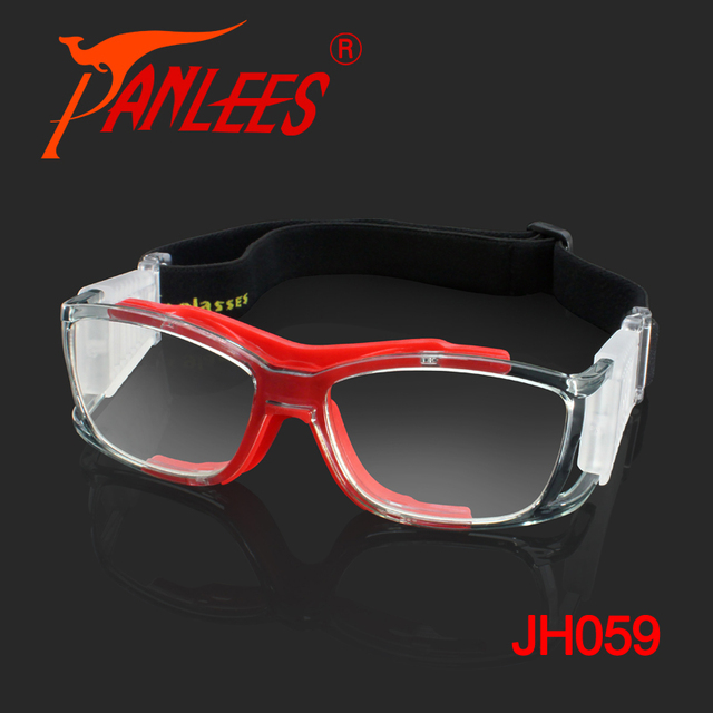 6d21309f59ca 2017 New Style Panlees Foldable Super Light Prescription Soccer Glasses  Sports Goggles Basketball Prescription Glasses For Adult