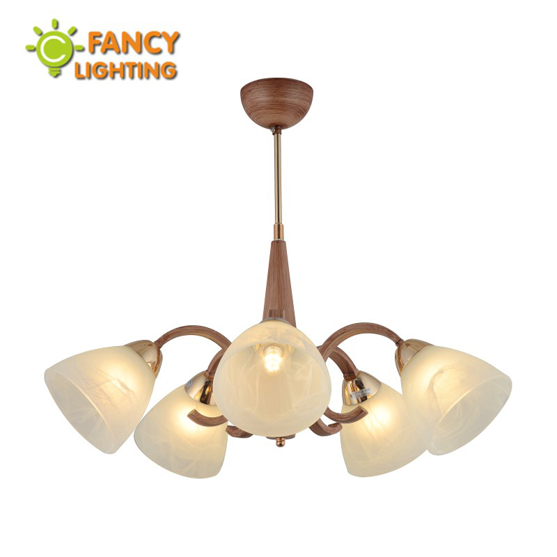 Modern chandelier led E27 3/5 frosted glass heads chandelier ceiling for bedroom/living room/home/kitchen decor chandelier light 6 e27 heads nordic post modern designer originality personality art living bed room cafe fashion led chandelier home decor light