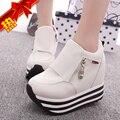 Envío gratis 2015 otoño nueva Casual zapatos de mujer 3 colores