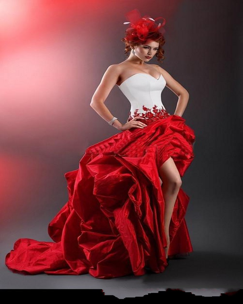 Online Buy Wholesale christmas wedding gown from China christmas ...
