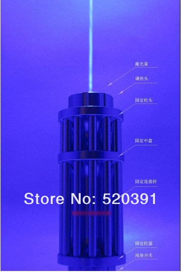 все цены на High Powered Blue Laser Pointers 30000mw/30w 450nm Flashlight Burning Mmatch/Dry Wood/Burn Cigarettes+Glasses+Charger+Gift Box онлайн