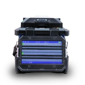 Image 3 - Fácil Operação KomShine Novo FX37 Núcleo Alinhamento Splicer Da Fusão De Fibra Óptica/fusionadora de Fibra Optica