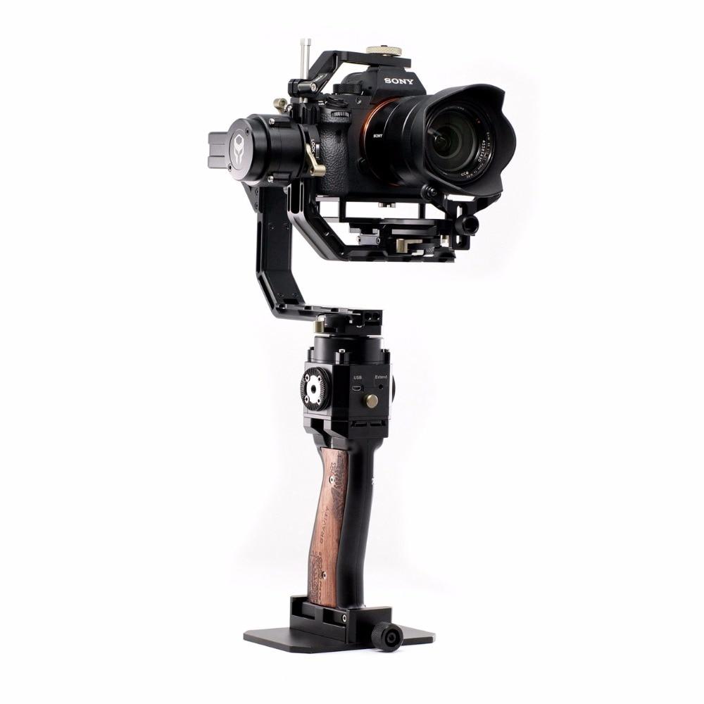 цена на TILTA G1 tillta gr-t01/gr-t02 3-Axis Handheld Stabilizer Gimbal/Spot sale/Mirrorless DSLR Camera free shipping
